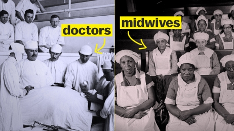 doctors and midwives